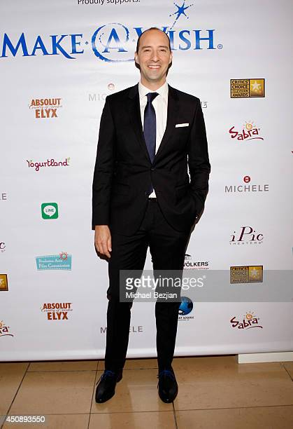 Actor Tony Hale attends the 4th Annual Critics' Choice Television Awards at The Beverly Hilton Hotel on June 19 2014 in Beverly Hills California