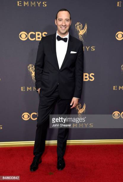 Actor Tony Hale attends the 69th Annual Primetime Emmy Awards at Microsoft Theater on September 17 2017 in Los Angeles California