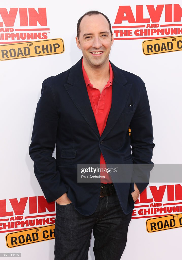 """Premiere Of 20th Century Fox's """"Alvin And The Chipmunks: The Road Chip"""" - Arrivals"""