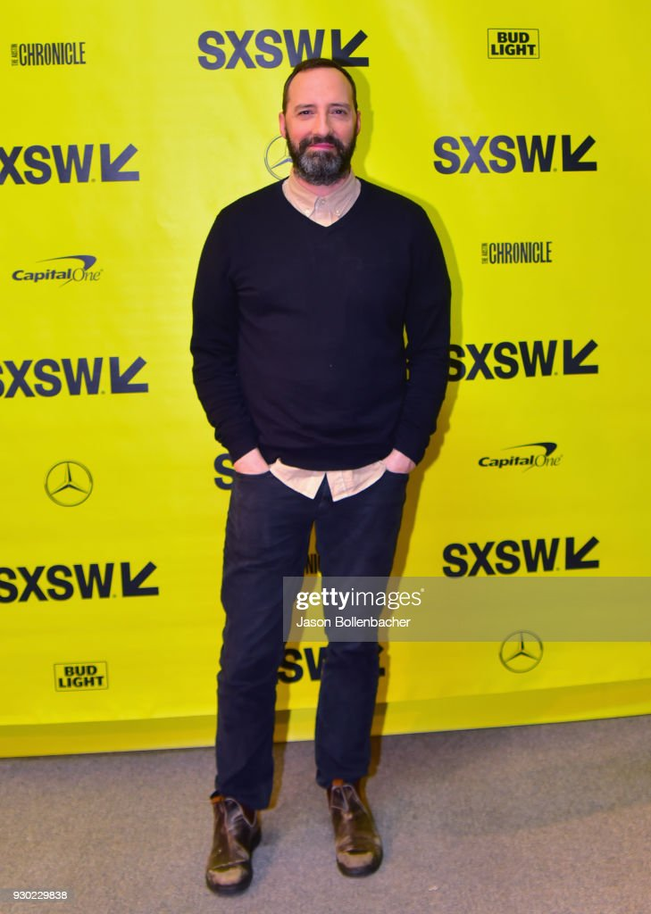 Actor Tony Hale attends the premiere of 'SADIE' during SXSW at Stateside Theater on March 10, 2018 in Austin, Texas.