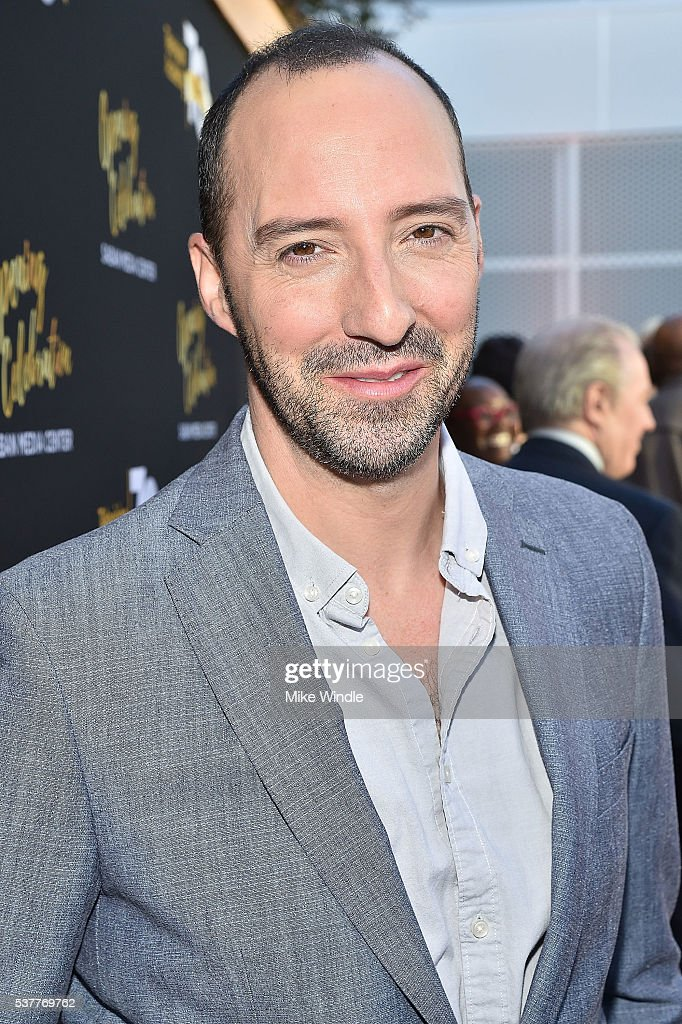 Actor Tony Hale attends the Television Academy's 70th Anniversary Gala on June 2, 2016 in Los Angeles, California.