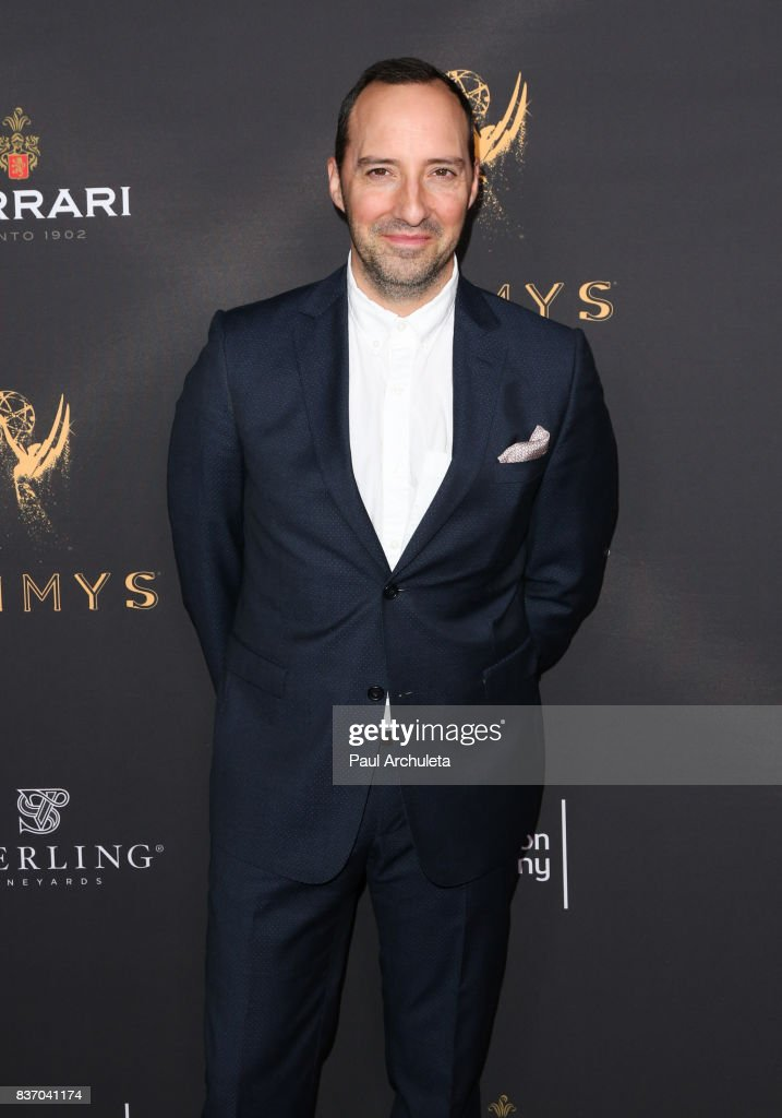 Actor Tony Hale attends the Television Academy's Performers Peer Group Celebration at The Montage Beverly Hills on August 21, 2017 in Beverly Hills, California.