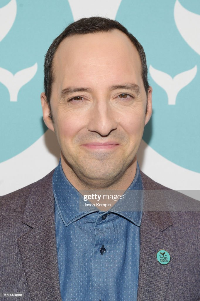 Actor Tony Hale attends the The 9th Annual Shorty Awards at PlayStation Theater on April 23, 2017 in New York City.