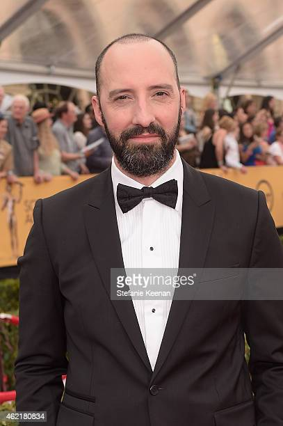 Actor Tony Hale attends TNT's 21st Annual Screen Actors Guild Awards at The Shrine Auditorium on January 25 2015 in Los Angeles California 25184_022