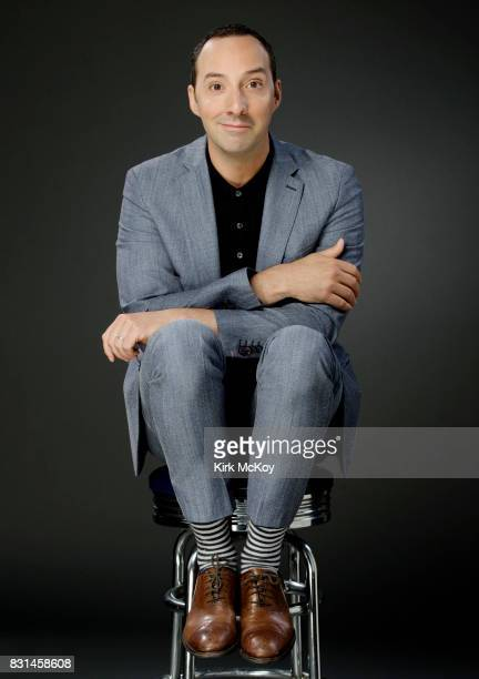 Actor Tony Hale is photographed for Los Angeles Times on August 3 2017 in Los Angeles California PUBLISHED IMAGE CREDIT MUST READ Kirk McKoy/Los...