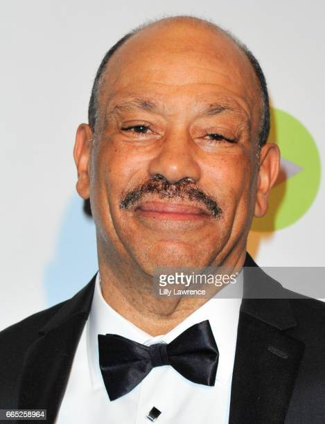 Actor Tony Head arrives at the 8th Annual Indie Series Awards at The Colony Theater on April 5 2017 in Burbank California