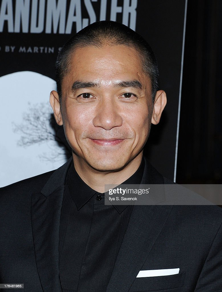 Actor Tony Leung attends 'The Grandmaster' New York Screening after party at Forty Four at the Royalton on August 13, 2013 in New York City.