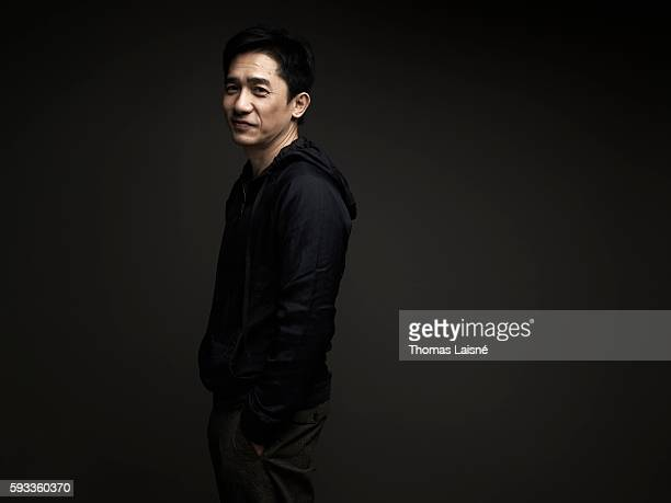 Actor Tony Leung Chiuwai is photographed for Self Assignment on February 5 2013 in Paris France