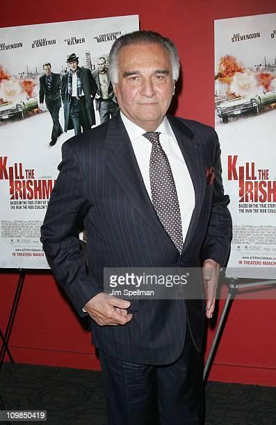 Actor Tony Lo Bianco attends the premiere of Kill the Irishman at Landmark's Sunshine Cinema on March 7 2011 in New York City