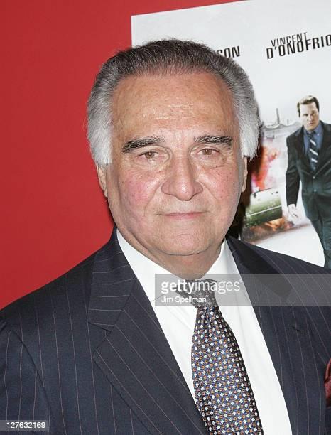 Actor Tony Lo Bianco attends the premiere of 'Kill the Irishman' at Landmark's Sunshine Cinema on March 7 2011 in New York City