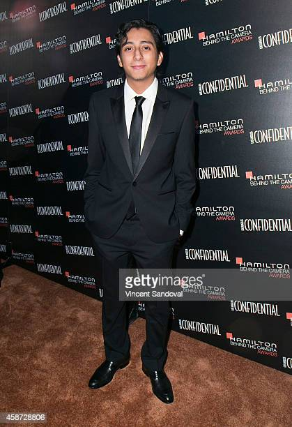 Actor Tony Revolori attends the 8th Annual Hamilton Behind The Camera Awards at The Wilshire Ebell Theatre on November 9 2014 in Los Angeles...