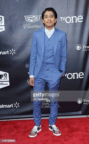 Actor Tony Revolori attends the Dope opening night premiere during the 2015 American Black Film Festival at SVA Theater on June 11 2015 in New York...