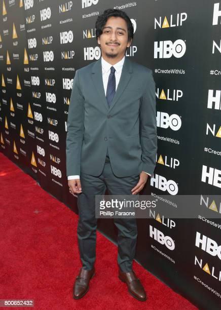 Actor Tony Revolori attends the NALIP Latino Media Awards at The Ray Dolby Ballroom at Hollywood Highland Center on June 24 2017 in Hollywood...
