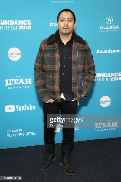 Actor Tony Revolori attends the The Sound Of Silence Premiere during the 2019 Sundance Film Festival at The Ray on January 26 2019 in Park City Utah