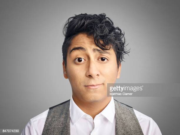 Actor Tony Revolori from 'SpiderMan Homecoming' is photographed for Entertainment Weekly Magazine on July 23 2016 at Comic Con in the Hard Rock Hotel...