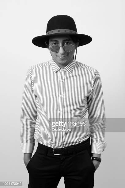 Actor Tony Revolori is photographed for Self Assignment on May 2015 in Cannes France