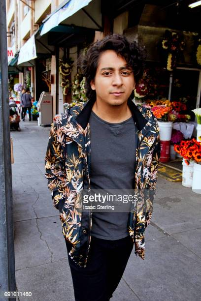 Actor Tony Revolori is photographed for Status Magazine on April 25 2017 in Los Angeles California