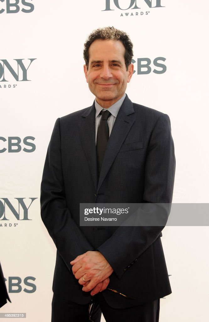 Actor Tony Shalhoub attends the 2014 Tony Honors Cocktail Party at Paramount Hotel on June 2, 2014 in New York City.