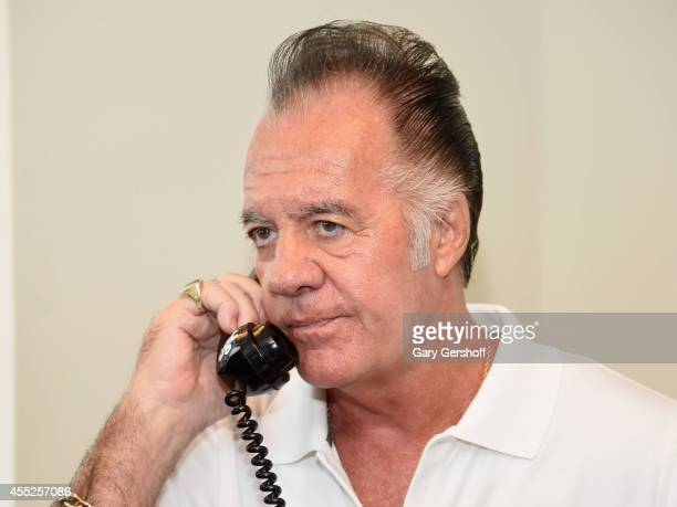 Actor Tony Sirico attends Annual Charity Day Hosted by Cantor Fitzgerald and BGC at BGC Partners INC on September 11 2014 in New York City
