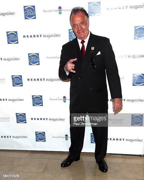 Actor Tony Sirico attends the 2013 Skin Cancer Foundation gala at The Plaza Hotel on October 15 2013 in New York City