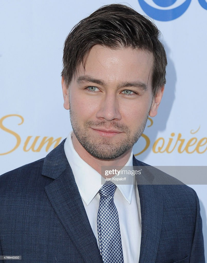 Actor Torrance Coombs arrives at CBS Television Studios 3rd Annual Summer Soiree Party at The London Hotel on May 18, 2015 in West Hollywood, California.