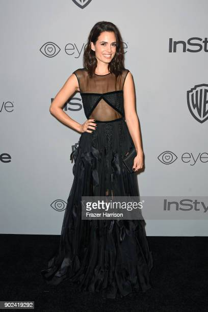 Actor Torrey DeVitto attends 19th Annual PostGolden Globes Party hosted by Warner Bros Pictures and InStyle at The Beverly Hilton Hotel on January 7...