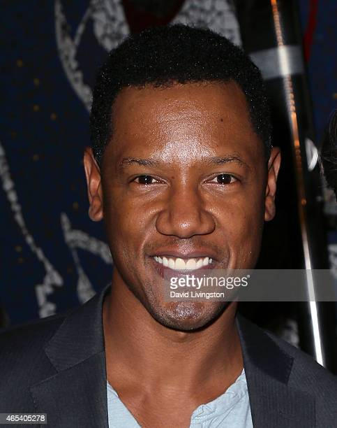 Actor Tory Kittles attends the 2nd Annual Hollywood Heals Spotlight On Tourette Syndrome at House of Blues Sunset Strip on March 5 2015 in West...
