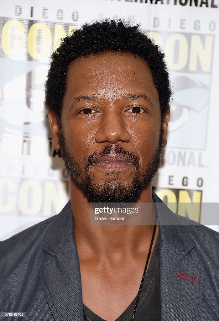 Actor Tory Kittles attends the 'Colony' press line during Comic-Con International 2016 at Hilton Bayfront on July 21, 2016 in San Diego, California.