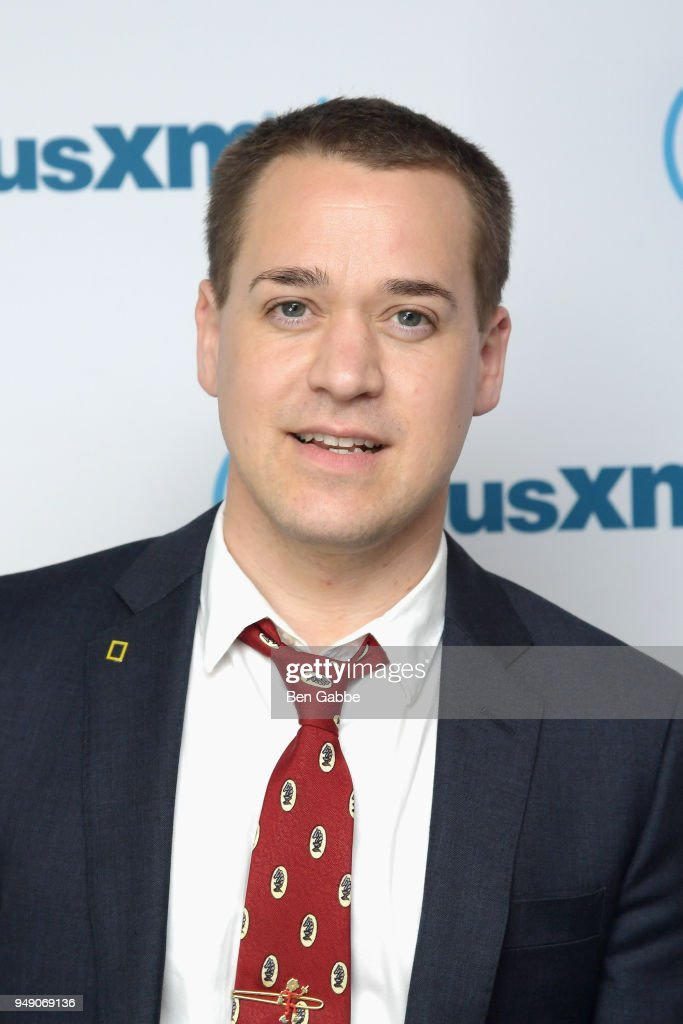 Celebrities Visit SiriusXM - April 20, 2018