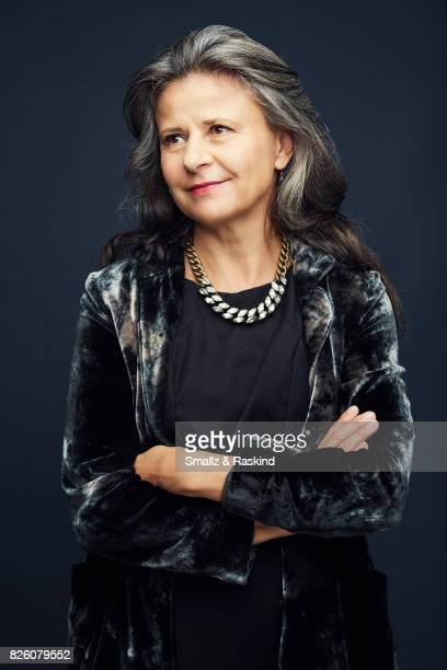 Actor Tracey Ullman of Starz's 'Howards End' poses for a portrait during the 2017 Summer Television Critics Association Press Tour at The Beverly...