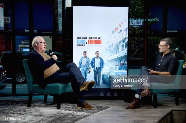 "Actor Tracy Letts visits the Build Series with host Ricky Camilleri to discuss the film ""Ford v Ferrari"" and his playwriting career at Build Studio..."
