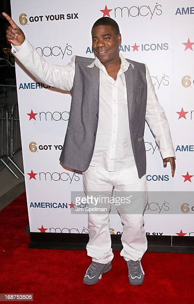 Actor Tracy Morgan attends Macy's American Icons Campaign Launch at Gotham Hall on May 14 2013 in New York City