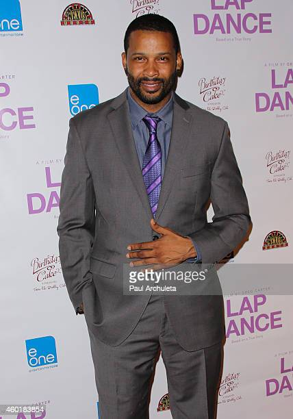 Actor Trae Ireland attends the Los Angeles premiere of Lap Dance at ArcLight Cinemas on December 8 2014 in Hollywood California