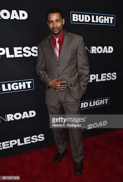 Actor Trae Ireland attends the Premiere of Open Road Films' Sleepless at Regal LA Live Stadium 14 on January 5 2017 in Los Angeles California