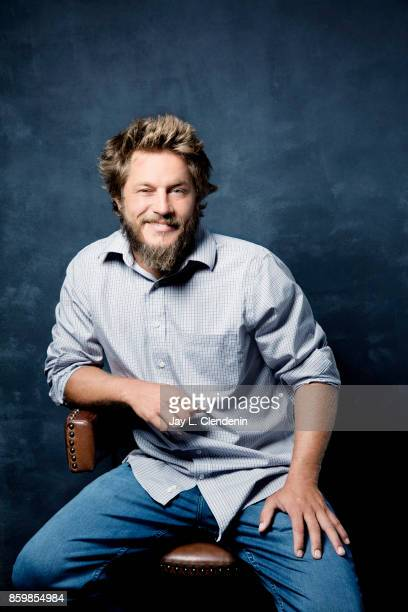 Actor Travis Fimmel from the film 'Lean on Pete' poses for a portrait at the 2017 Toronto International Film Festival for Los Angeles Times on...