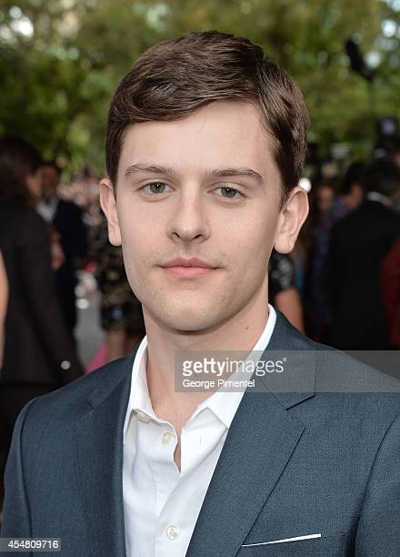 """Actor Travis Tope attends the """"Men, Women & Children"""" premiere during the 2014 Toronto International Film Festival at Ryerson Theatre on September 6,..."""