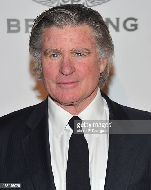 Actor Treat Williams arrives to the 9th Annual Living Legends of Aviation Awards at The Beverly Hilton hotel on January 20 2012 in Beverly Hills...