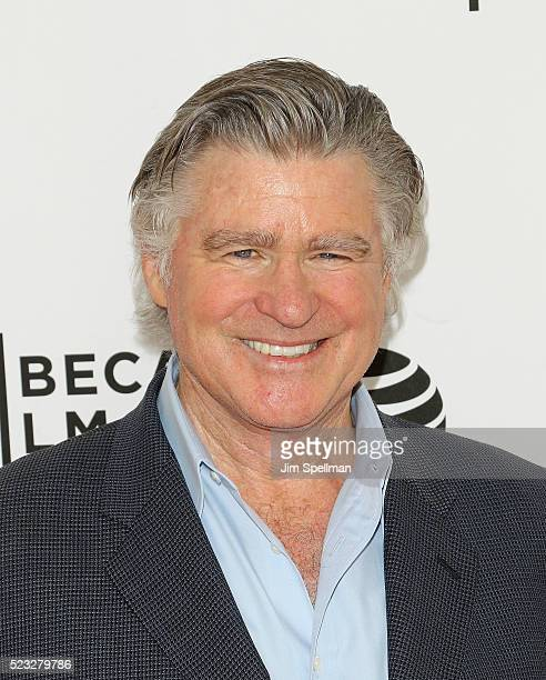 Actor Treat Williams attends the Tribeca Talks After The Movie By Sidney Lumet during the 2016 Tribeca Film Festival at SVA Theatre on April 22 2016...