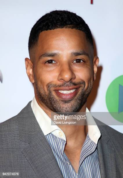 Actor Tremayne Norris attends the 9th Annual Indie Series Awards at The Colony Theatre on April 4 2018 in Burbank California