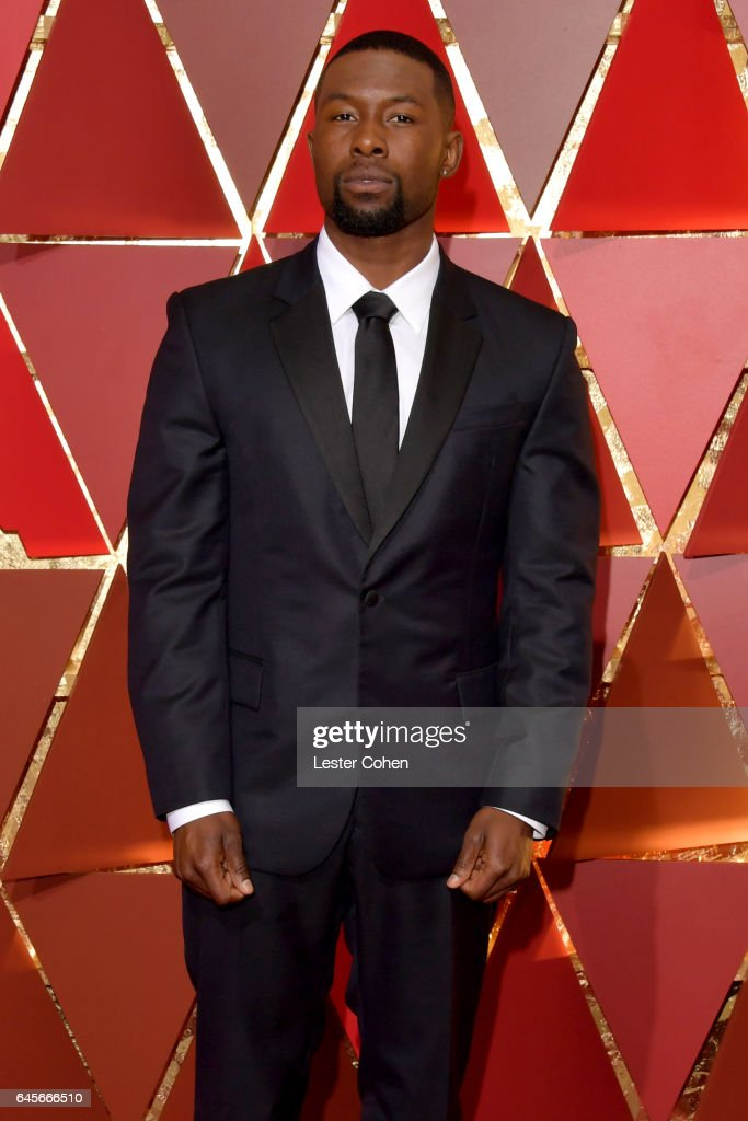 Actor Trevante Rhodes attends the 89th Annual Academy Awards at Hollywood & Highland Center on February 26, 2017 in Hollywood, California.