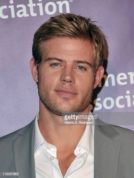 Actor Trevor Donovan arrives to the 19th Annual A Night at Sardi's benefitting the Alzheimer's Association on March 16 2011 in Beverly Hills...