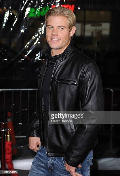 Actor Trevor Donovan at the premiere of CBS Films' Extraordinary Measures held at the Grauman's Chinese Theatre on January 19 2010 in Hollywood...