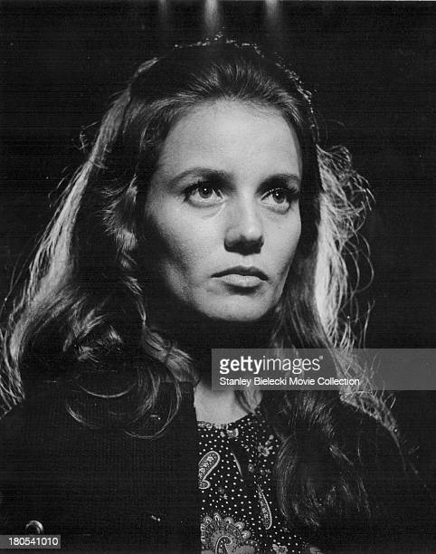 Actor Trish Van Devere in a scene from the movie 'One Is a Lonely Number' 1972