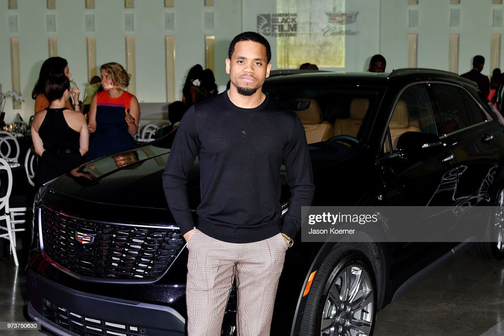 Actor Tristan 'Mack' Wilds attends Cadillac Welcome Luncheon At