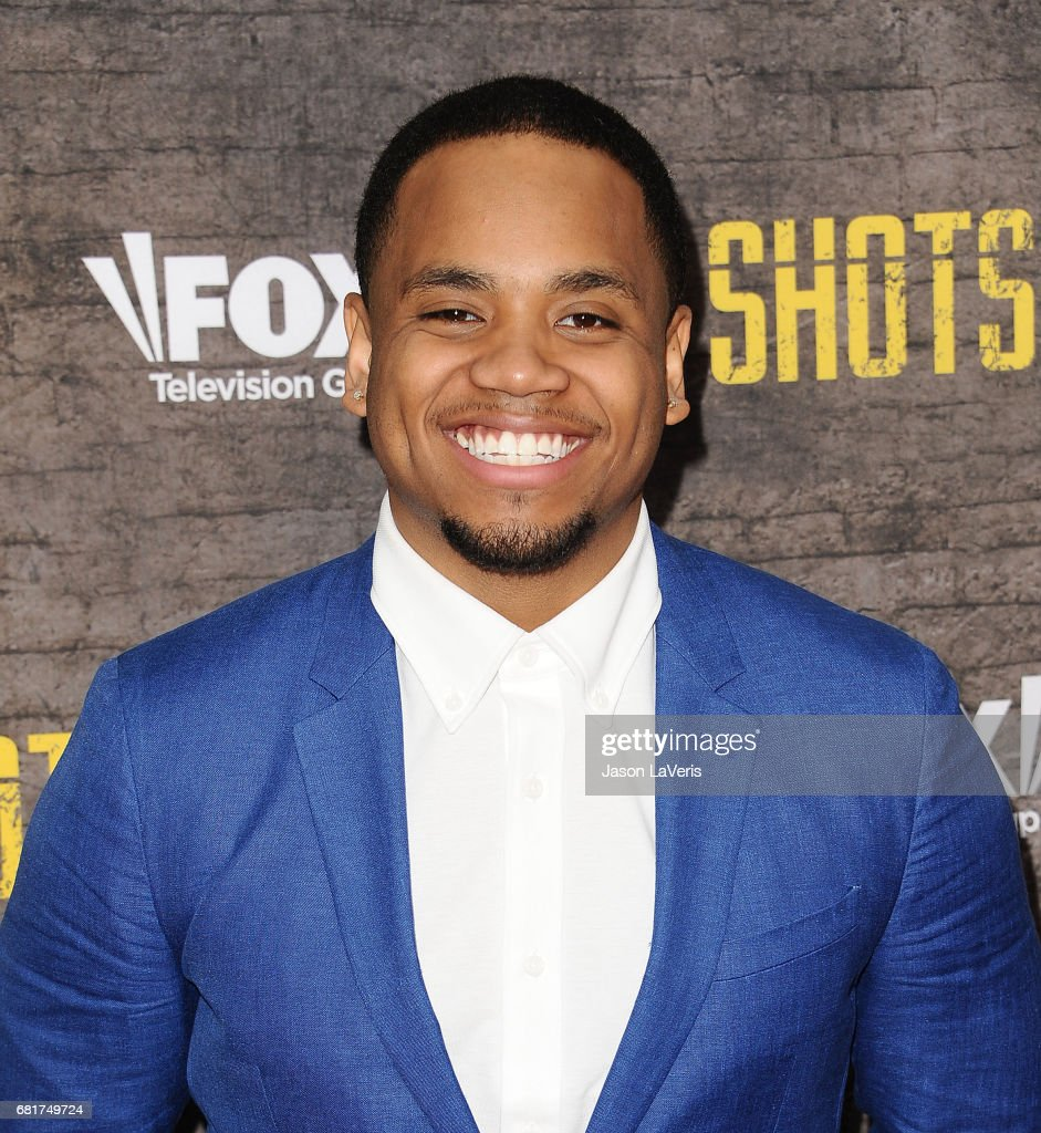 Actor Tristan Mack Wilds attends the 'Shots Fired' FYC event at Saban Media Center on May 10, 2017 in North Hollywood, California.