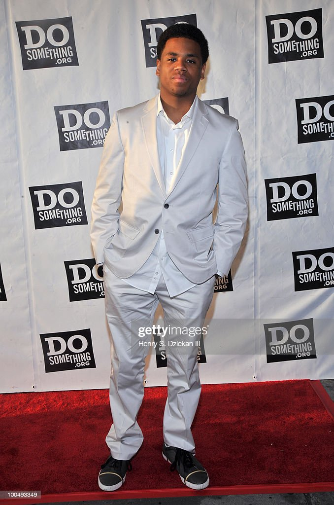 Actor Tristan Wilds attends DoSomething.org's celebration of the 2010 Do Something Award nominees at The Apollo Theater on May 24, 2010 in New York City.