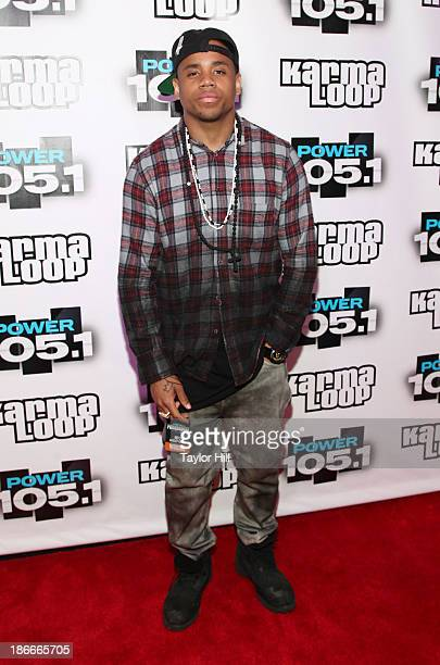 Actor Tristan Wilds attends Power 1051's Powerhouse 2013 presented by Play GIGIT at Barclays Center on November 2 2013 in New York City