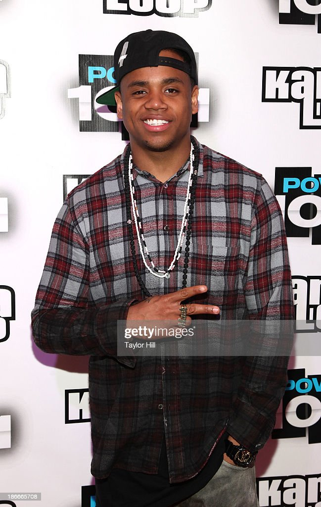 Actor Tristan Wilds attends Power 105.1's Powerhouse 2013, presented by Play GIG-IT, at Barclays Center on November 2, 2013 in New York City.