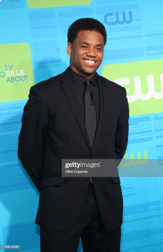Actor Tristan Wilds attends the 2010 The CW UpFront at Madison Square Garden on May 20, 2010 in New York City.