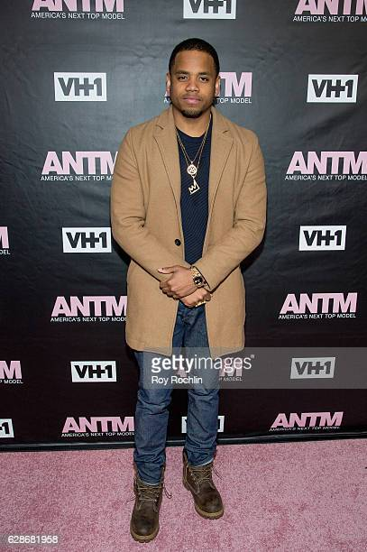 Actor Tristan Wilds attends VH1's 'America's Next Top Model' Premiere at Vandal on December 8 2016 in New York City